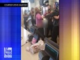 Burger King Fight: Brawl Breaks Out At Fast Food Chain