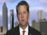 Brian Kemp Running As 'politically Incorrect Conservative'