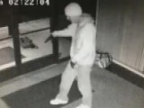 Breakdancing Burglar Caught On Surveillance Camera
