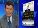 Bret Baier Talks Reagan-Trump Parallels, New Book