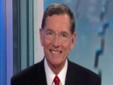 Barrasso: Trump Replaced Policy Of Weakness With Strength