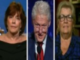 Broaddrick, Willey On Bill Clinton Playing The Victim Card