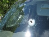 Bullets Strike Cars On Washington State Highway