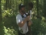 Body Cam Captures Moment Cops Find Lost Toddler In Woods