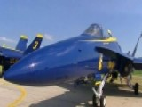 Blue Angels Take Flight Over Michigan