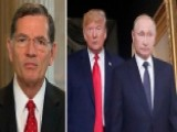 Barrasso: Trump Was Tough On Putin Behind Closed Doors