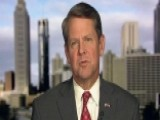Brian Kemp Talks Excitement Surrounding Georgia Election