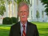 Bolton Talks Iran Sanctions, Russian Election Meddling
