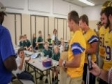 Bullied Boy Gets Surprise Of His Life From Football Team