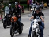 Bikers Hope Trump's Feud With Harley Davidson Blows Over