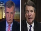 Brit Hume On Fallout From Kavanaugh Hearing