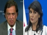 Bill Richardson: 'Surprised' Nikki Haley Left Her Position
