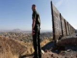 Border Patrol Has Its Hands Full Along Mexican Border