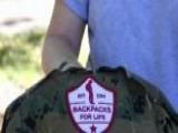 Backpacks For Life Campaign Helps At-risk Veterans