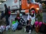 Border Patrol Foundation: Caravan Targeting Texas, Calif