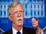 Bolton Tamps Down Expectation Of Agreement With China At G20