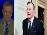 Brit Hume: President George H.W. Bush Had 'steel In Him'