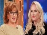 Behar Vs. McCain: 'The View' Co-hosts Erupt Over Praising '41', Not Trashing Trump