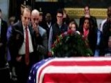Bob Dole On Paying His Respects To George H.W. Bush