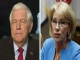 Bill Bennett: Secretary Of Education Betsy DeVos Rescinding Obama-era School Discipline Policies Is The Right Thing