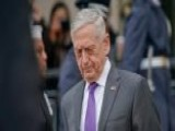 Behind The Mattis Ouster
