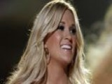 Carrie Underwood Ready To Take Over U.K