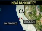 CA City Faces Potential Bankruptcy