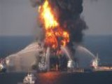 Coast Guard Confirms Oil Rig Fire In Gulf Of Mexico