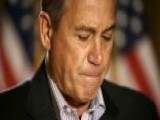 Conservatives Angry At House Speaker Over Fiscal Cliff Talks