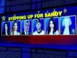 Celebs Stand Up To Sandy