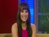 Cheryl Burke On 'DWTS' Latest