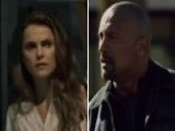 Can Keri Russell Take Down The Rock?