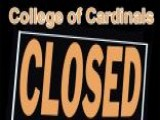College Of Cardinals Imposes Media Blackout