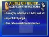 Coping With Cuts: Idaho Hit Hard By Sequester