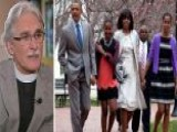 Controversy Over Easter Sermon To The First Family