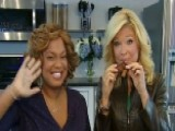 Celebrity Chef Sunny Anderson Cooks Up Some Fun