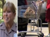 Cop Helps Shoplifting Mom