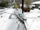 Crews Working To Restore Power To Many In Georgia