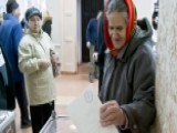 Crimean Voters Choose To Rejoin Russia