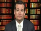 Cruz: Sebelius Resigning Is Indicator Of ObamaCare Disaster