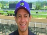 California Chrome's Jockey On Chasing The Triple Crown