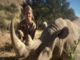 Cheerleader Defends Big Game Hunts