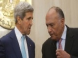 Can Kerry Make Progress On A Cease-fire In Cairo?