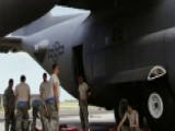 Child's Body Found In Wheel Well Of US Air Force Plane