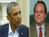 Chris Stirewalt On Obama's Early Return From Vacation