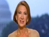 Carly Fiorina: 'War On Women' Strategy Won't Work In 2014