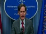 CDC Director Tom Frieden Holds Press Conference On Ebola