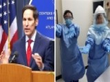 CDC Head Slammed For Blaming Nurse Infected With Ebola