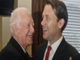 Carter On Campaign Trail For Grandson In Georgia Senate Race