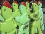 Community Grapples With 'little Green Men' Mystery